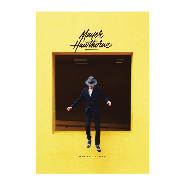 T-Shirt + Poster Bundle - Mayer Hawthorne - 3