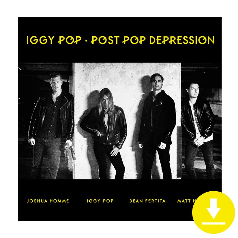 Post Pop Depression Digital - Post Pop Depression