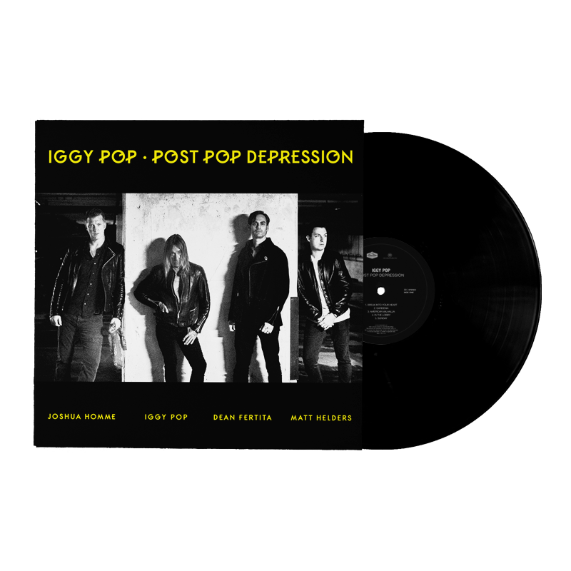 Post Pop Depression Vinyl - Post Pop Depression