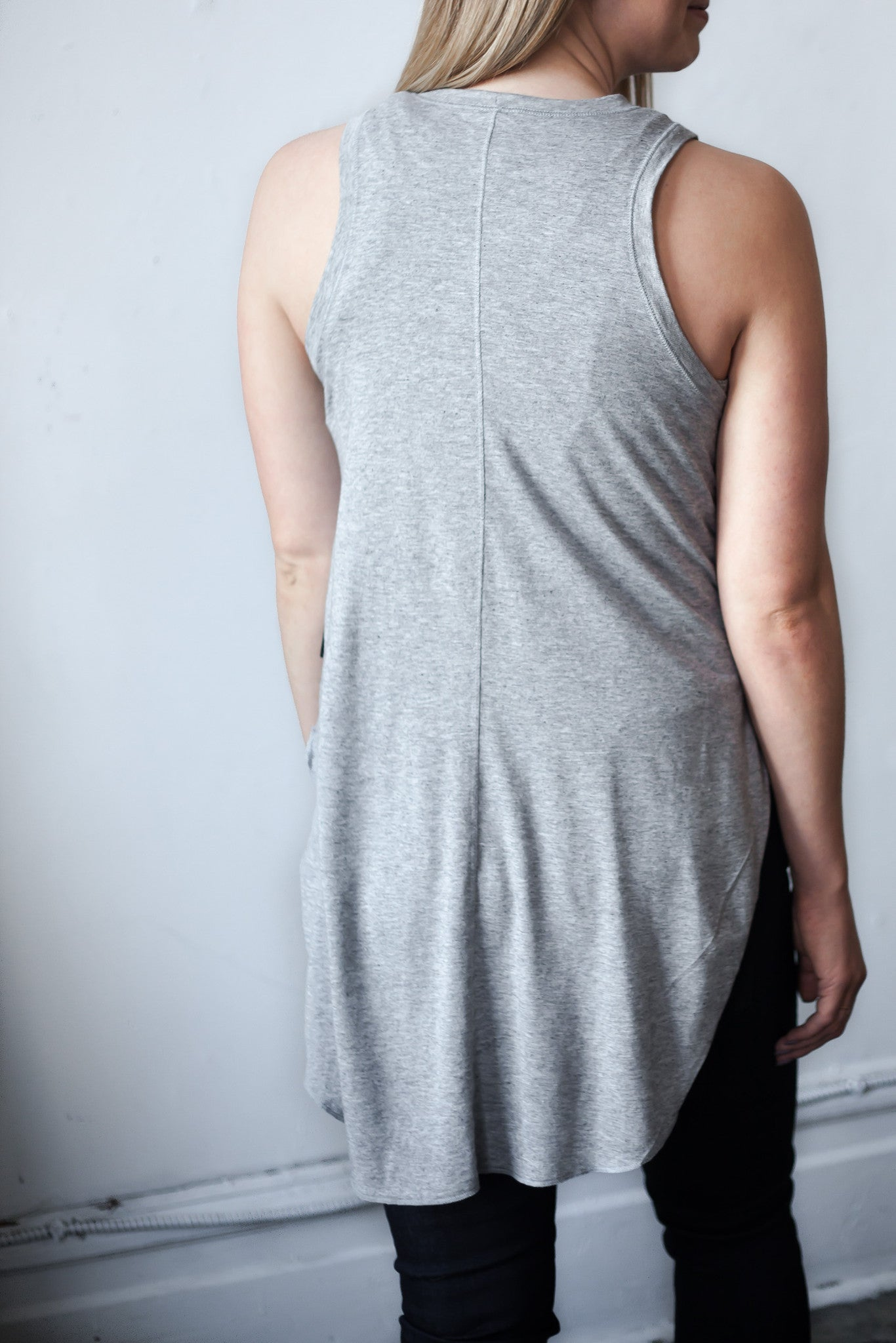 GREY BETTY TANK - Fallow Ltd.