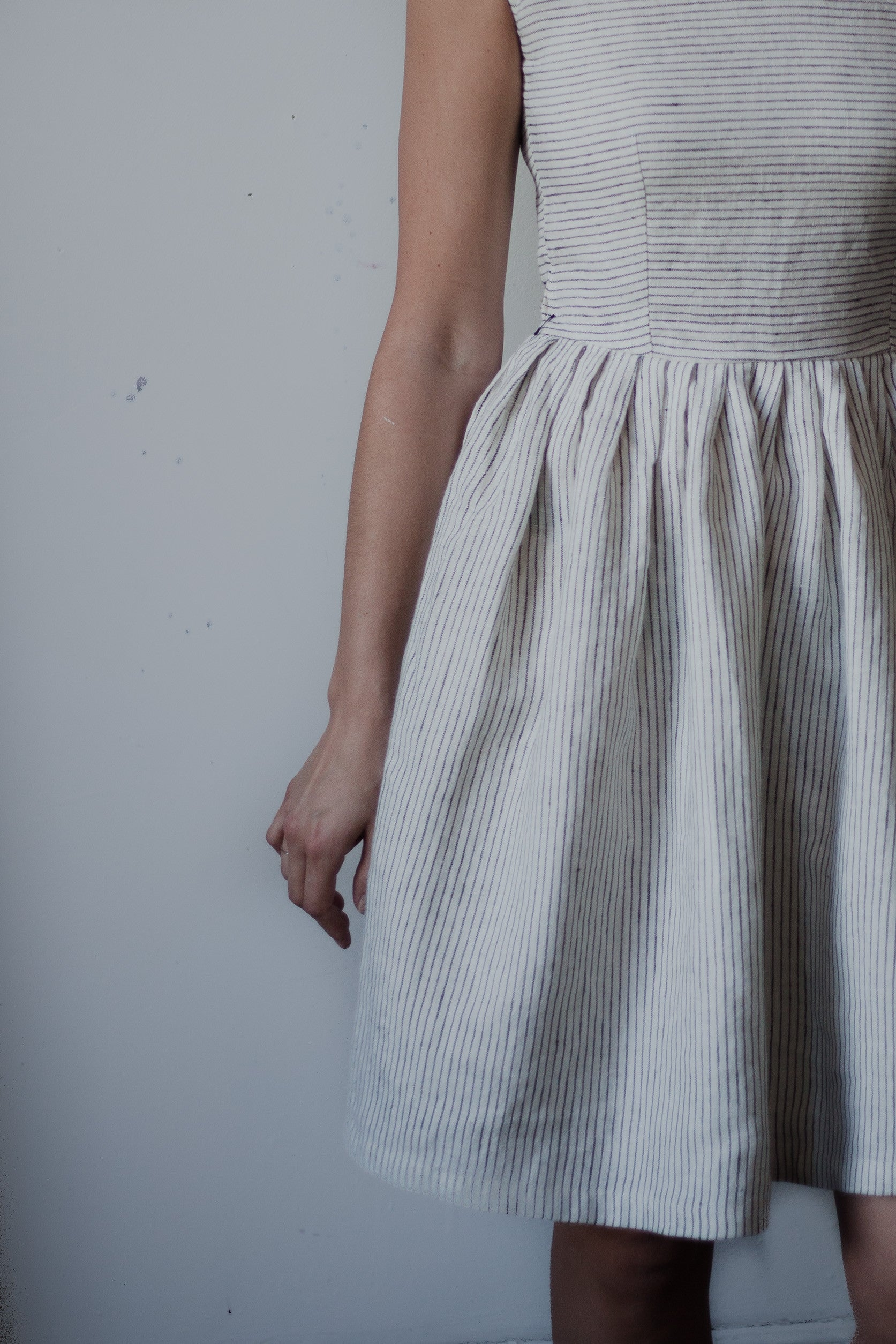 STRIPED DRESS - Fallow Ltd.