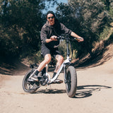 A.T.E. Step-Thru (All Terrain E-Bike)