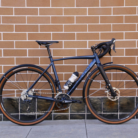 Interstellar X Frameset (Frame and Fork only)