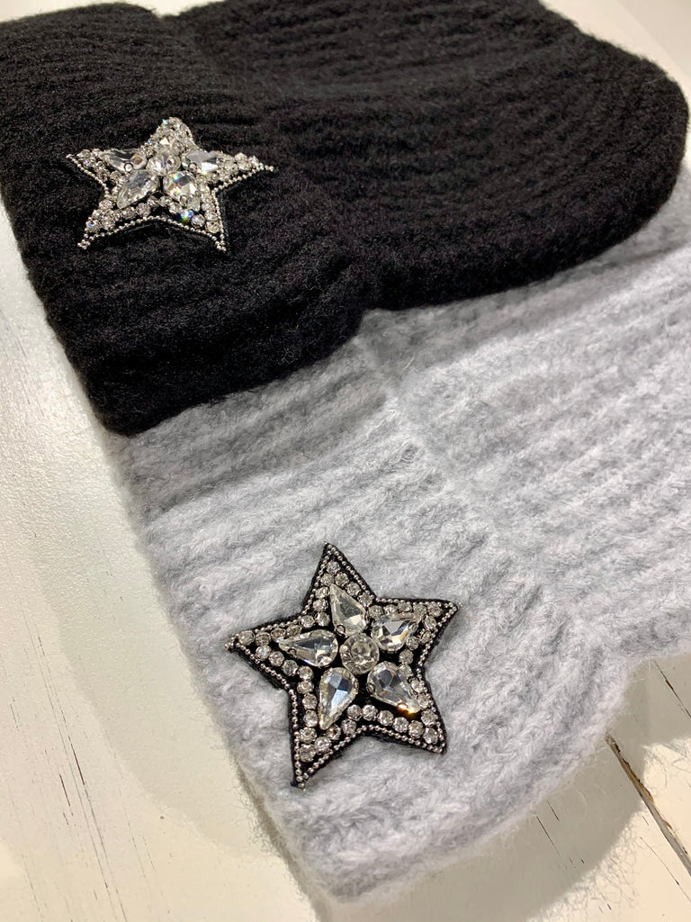 The Star Hat (Black)