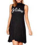 ''Je t'aime'' Summer Dress - It's So Mimi