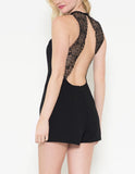 Lace Romper - It's So Mimi