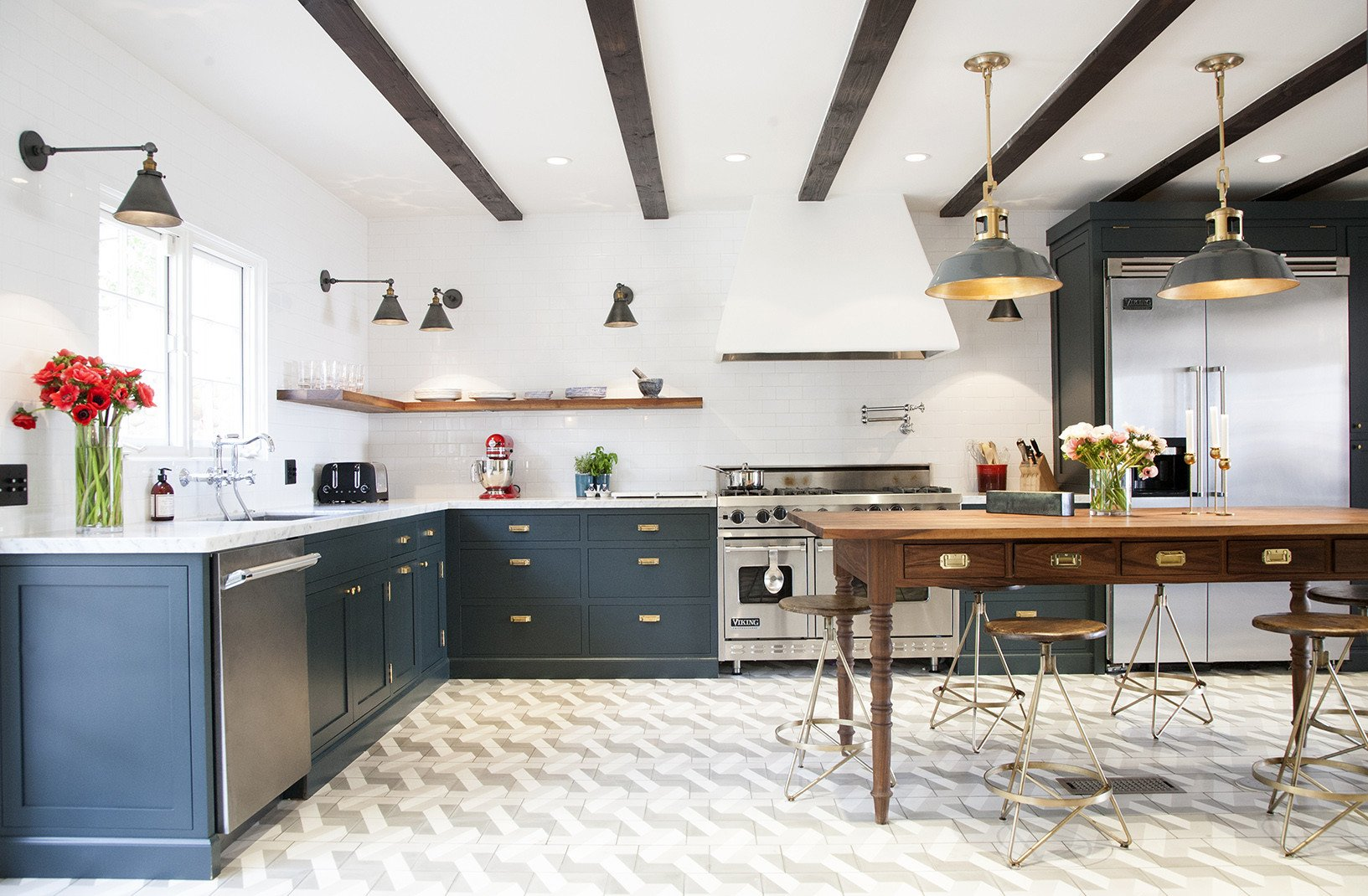 cement tile - the clé difference