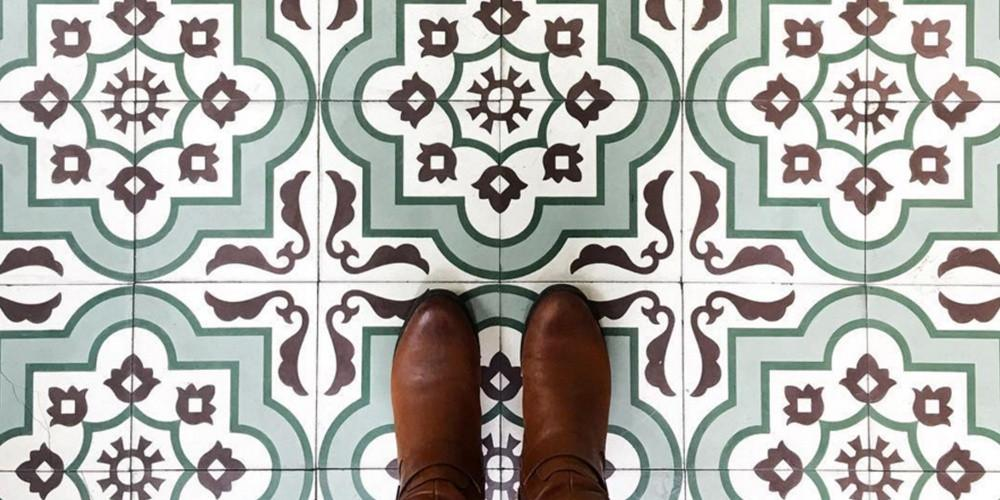 Featured Cement Floor Tile London Apothecary