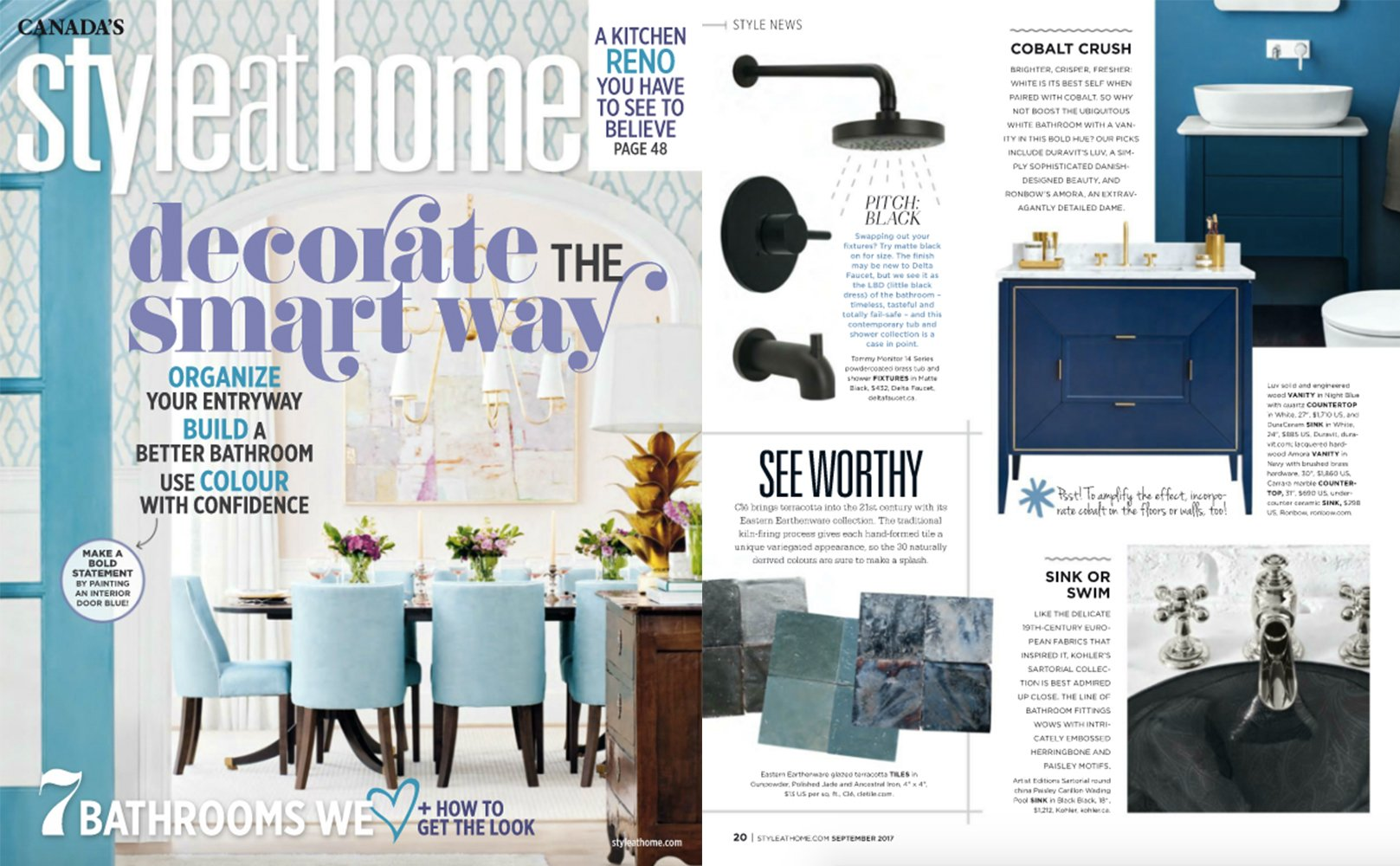 monday mention – eastern earthenware & zenith steal the spotlight in style at home magazine