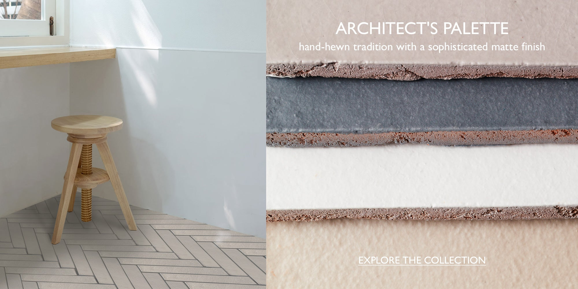 Glazed Matte Terracotta Tile Architects Palette Cle Tile ...