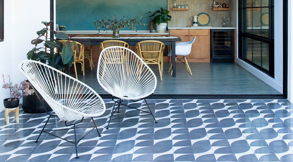 - Encaustic Cement Tiles: Artisanal And Handmade