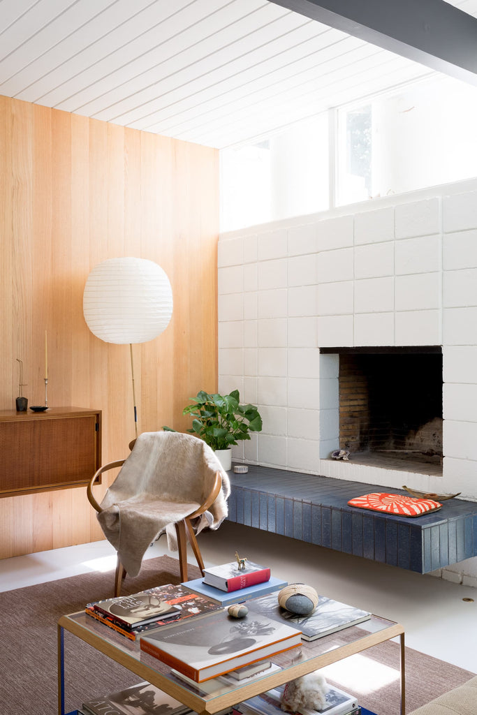 The cl guide to tiling the fireplace - Tiling a brick fireplace ...