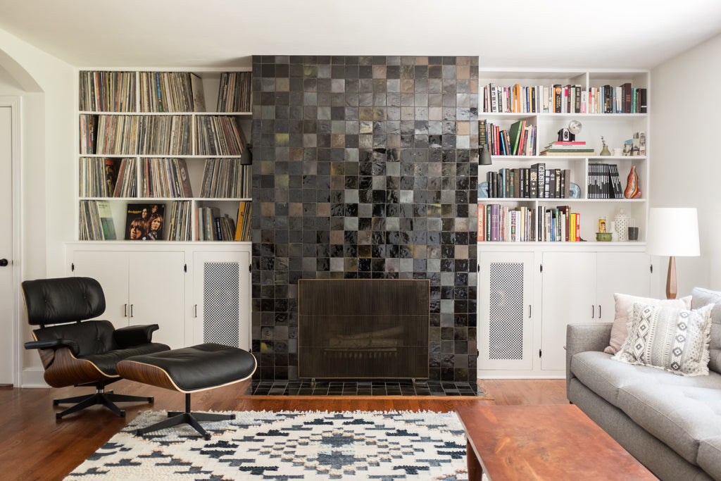 The Cl 233 Guide To Tiling The Fireplace