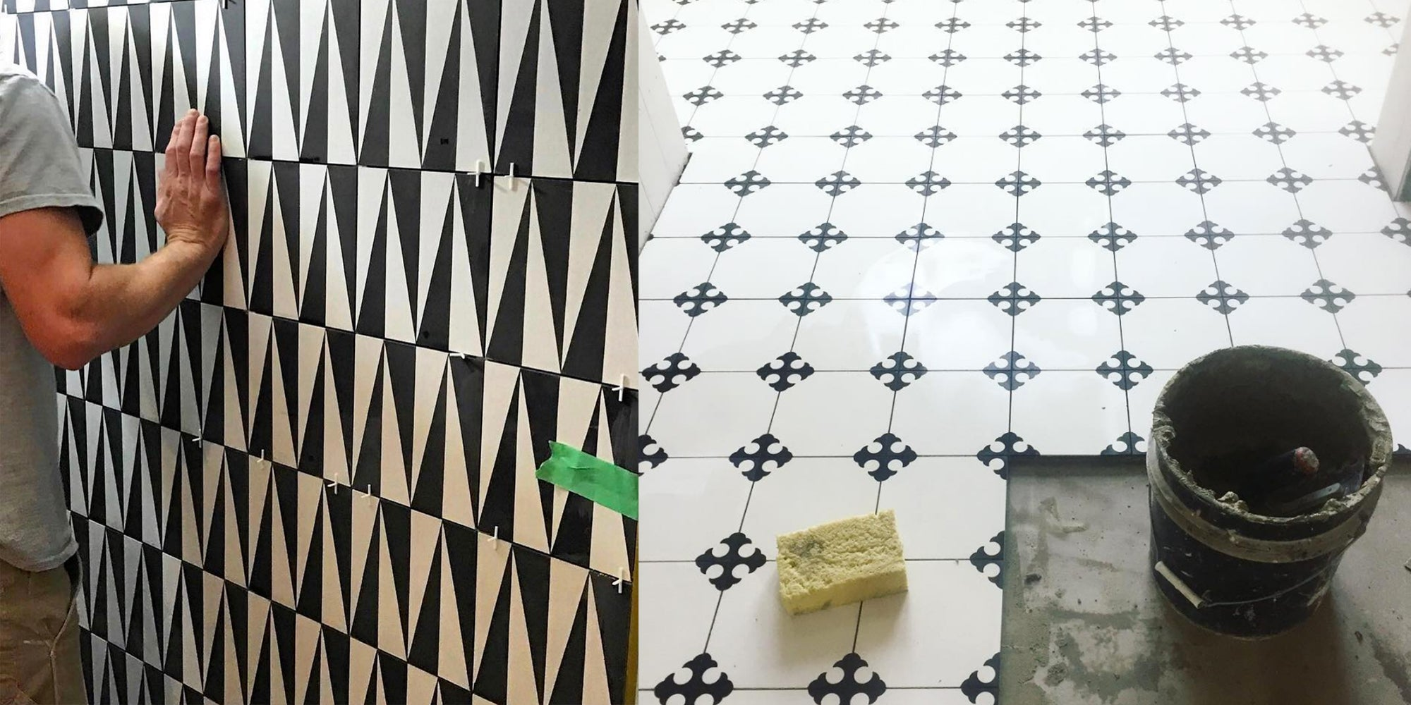 6 tips for the perfect cement tile installation