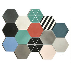 cle cement hex medley