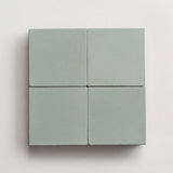 "solid square basil 2""x2"" made to order sample"