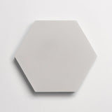 "cement solid ash hex 8""x9""x5/8"""