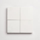 "cement solid white square 4""x4""x5/8"""