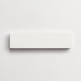 "cement solid white rectangle 2""x8""x5/8"""