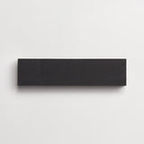 "solid rectangle 2""x8""x5/8"" black"