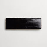 "clé guild fundamentals small batch black gloss 2 1/2""x8""x1/2"" sample"