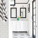 "white subway tile 4""x8"""