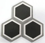 "honeycomb 8"" hex sample"