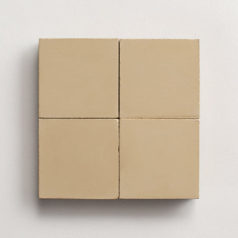 "solid square crema 2""x2"" made to order sample"