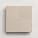 "solid square mortar 2""x2"" made to order sample"