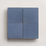 "solid square nautical blue 2""x2"" sample"