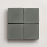 "solid square vintage jade 2""x2"" made to order sample"