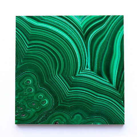 "malachite 12""x12"" sample"