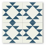 "new west pattern 10 8""x8"" sample"