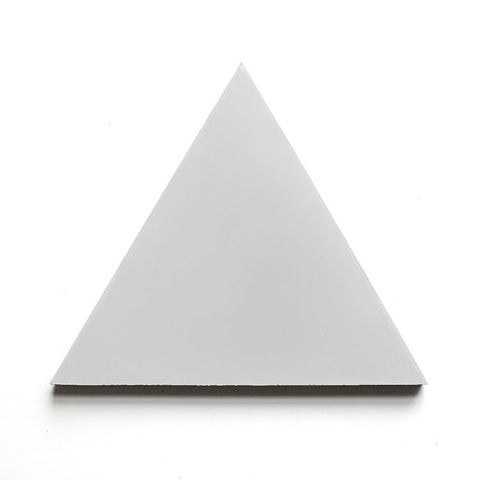 "ash solid triangle 12"" sample"