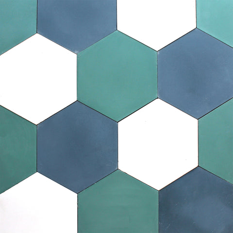 sea tones hex medley