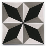 "diamond twist 8""x8""x5/8"""