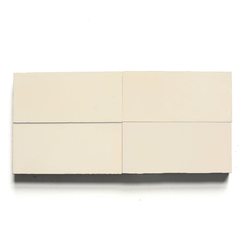 "solid rectangle 4""x8""x5/8"" special order crema"