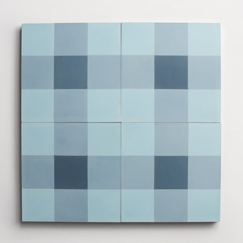 Cement Checkmate Federal Blue Lake Pond Square 8 X8 X5 8