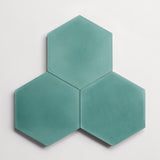 "cement solid kelly hex 8""x9""x5/8"""
