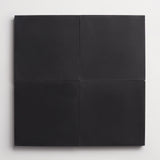 "black solid square 8""x8""x5/8"""