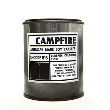 Scented Tin Can Candles
