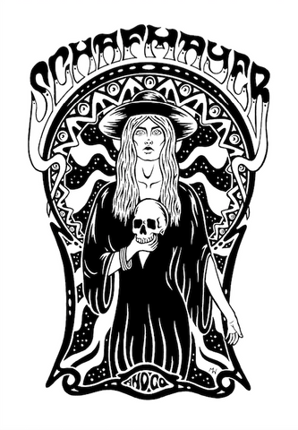 Magick Woman Tee