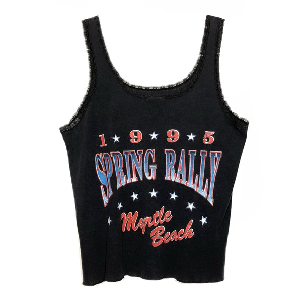 Nature's Child 1995 Spring Rally Motorcycle Rose Tank