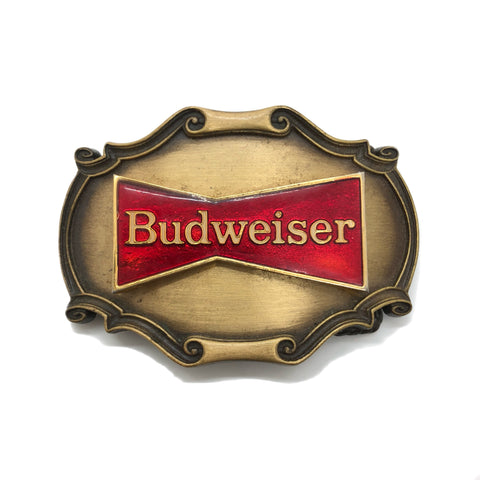 Budweiser Belt Buckle
