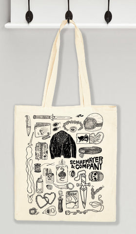 "PRE-SALE ""All Cool Things"" Tote"