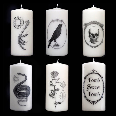 Pillar Candles - Burke & Hare Co