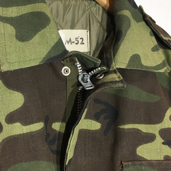 Fully Lined Army Jacket