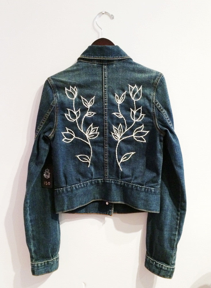 Flora Embroidered Jacket