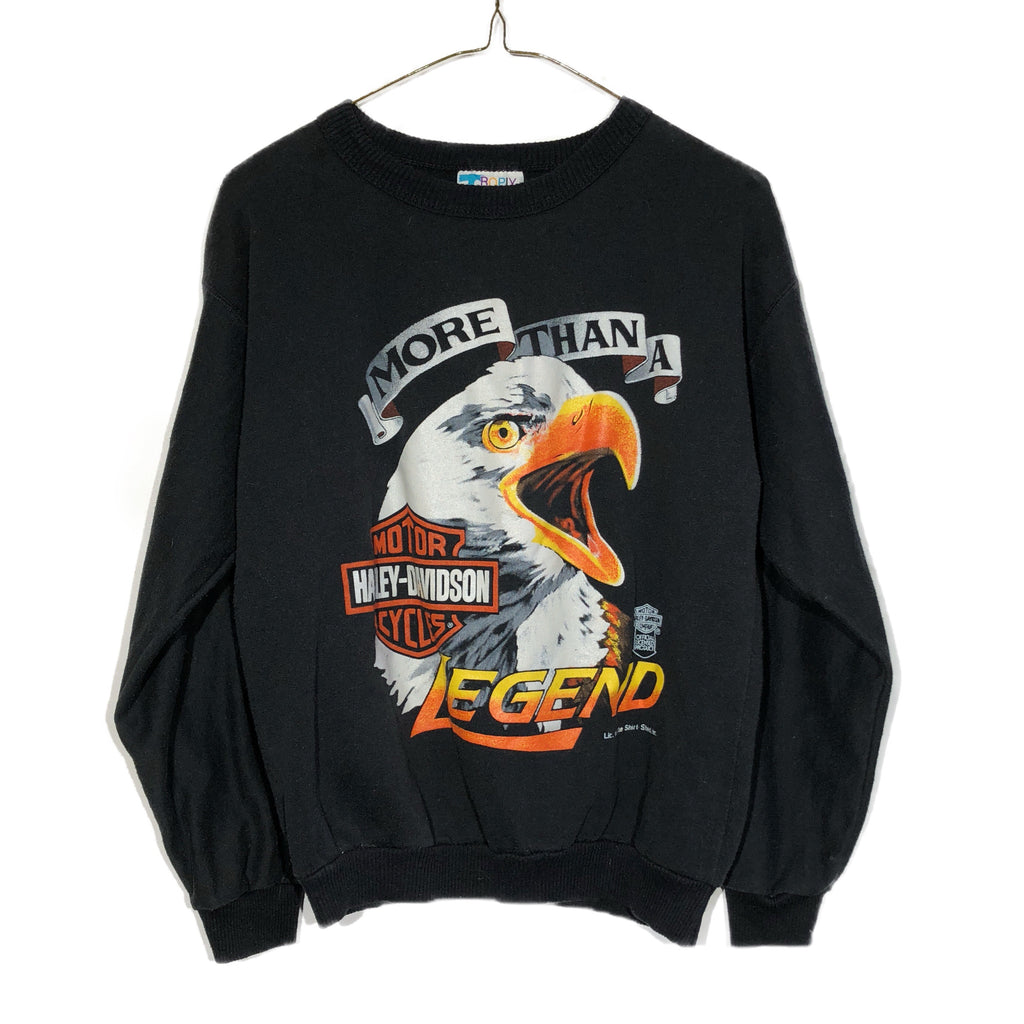 More Than A Legend Harley Sweatshirt