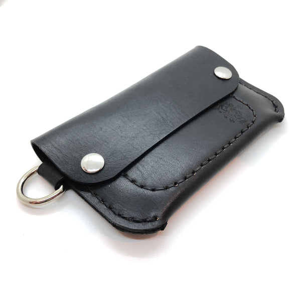 Handcrafted Leather 3-Pocket Chain Wallet - ULW x S&C